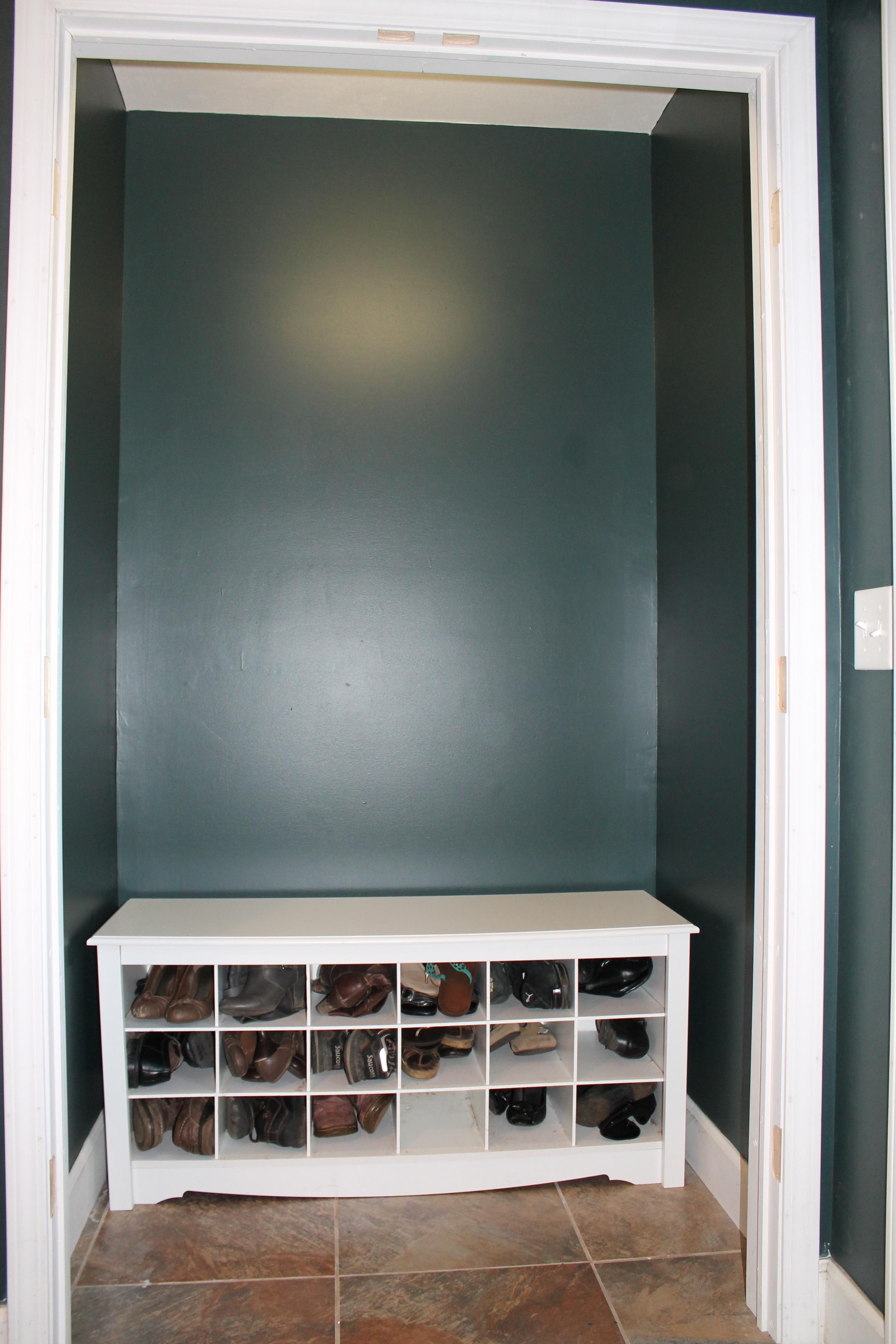 Download Tilt out shoe storage bench plans Plans DIY do it ...