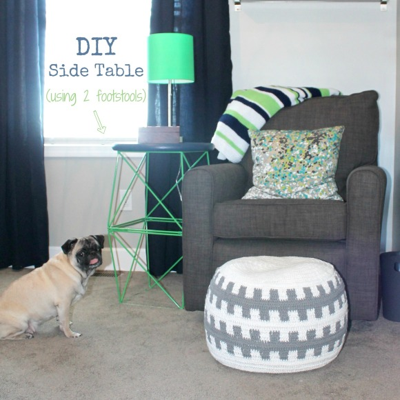 DIY Side Table